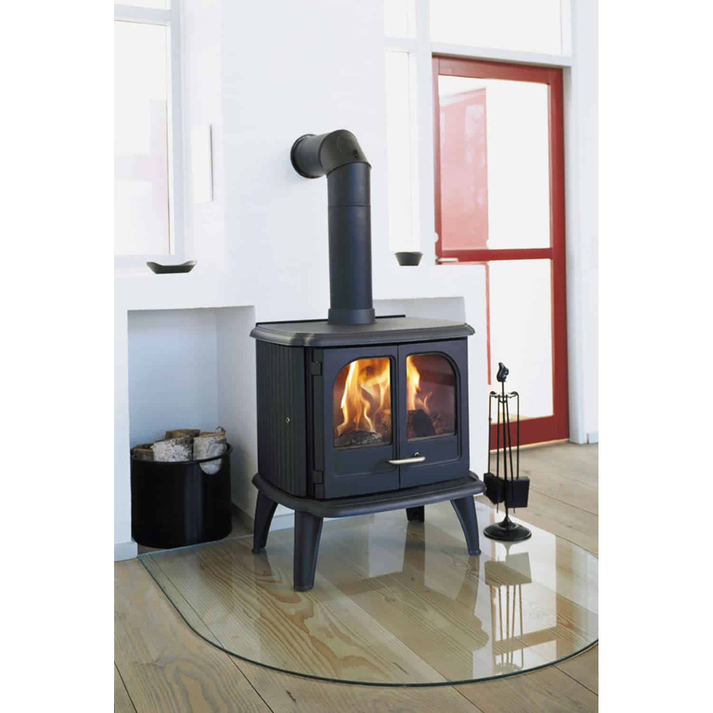 morso 3640 ist der gr te guss kaminofen von morso. Black Bedroom Furniture Sets. Home Design Ideas