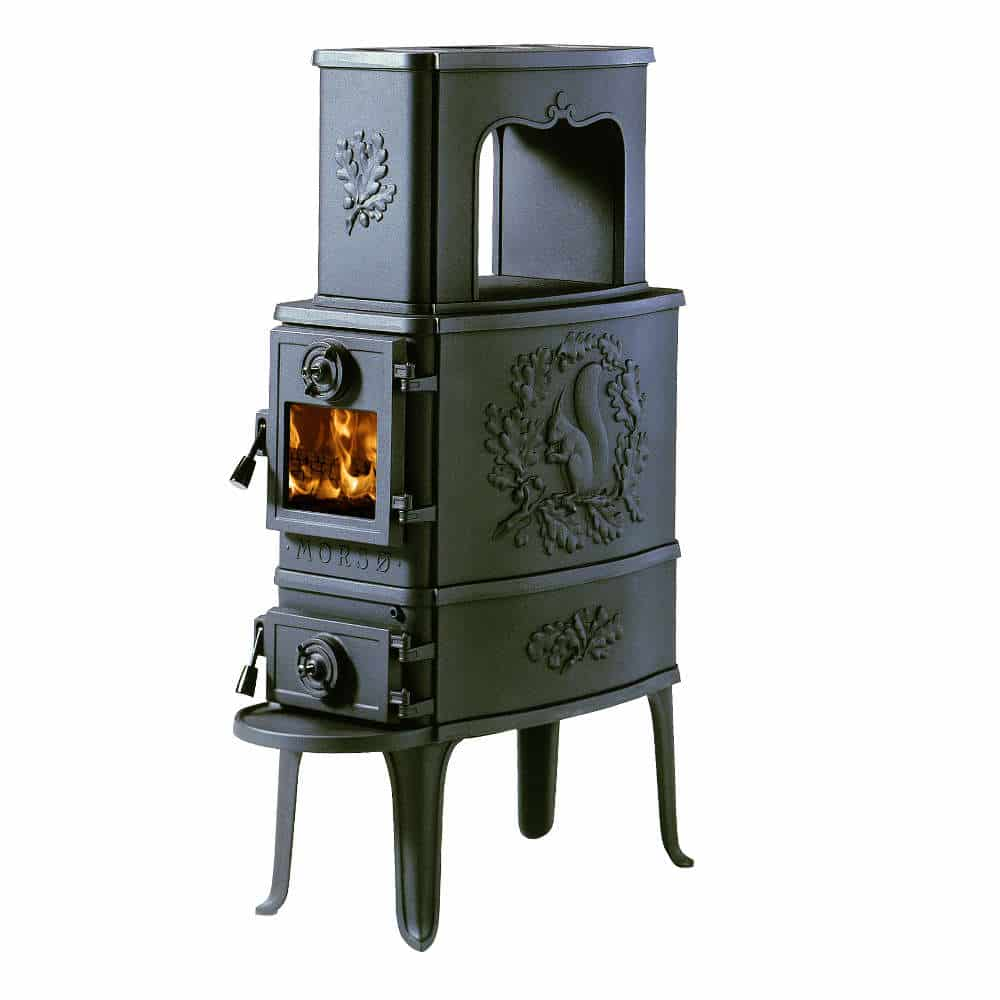 morsoe 2b classic guss kaminofen klassiker mit neuer technologie. Black Bedroom Furniture Sets. Home Design Ideas