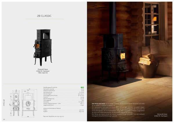 morsoe katalog 2018 verkauf und montage von kamin fen. Black Bedroom Furniture Sets. Home Design Ideas