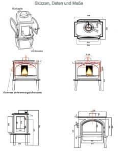 Globe-fire-Uranus-Tunnel-zeichnung